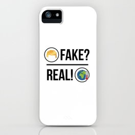 Global Warming is Real! iPhone Case