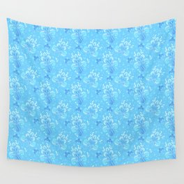 fleur de otachi - light Wall Tapestry