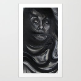 Amberly Art Print
