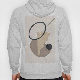 Minimal Abstrac Shapes 16 Hoody