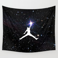 Catching Stars Wall Tapestry