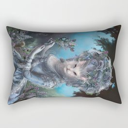 Marie Antoinette Rectangular Pillow