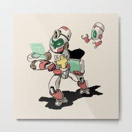 G.E.O.M.X. Unit 06 Cromeda Metal Print
