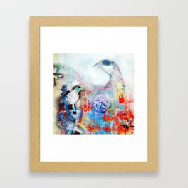 No Turning Back Framed Art Print