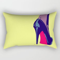 Shoe Rectangular Pillow