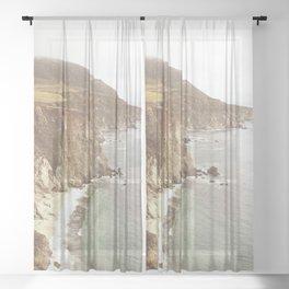 West Coast - BigSur Sheer Curtain