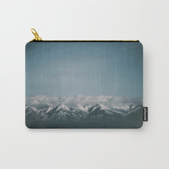 Wasatch Mountains Carry-All Pouch