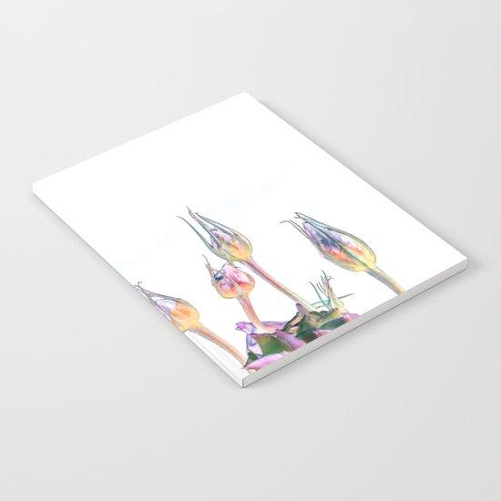 Fantasy Florals #society6 #decor #buyart Notebook