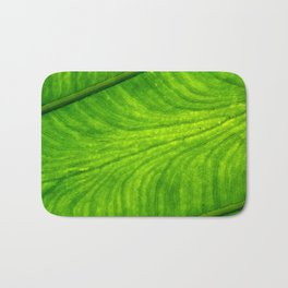 Leaf Paths Bath Mat