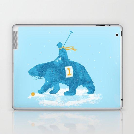 the polar games Laptop & iPad Skin