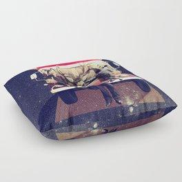 El Camion Floor Pillow