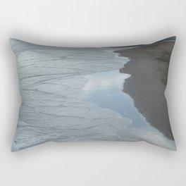 Westcoast textures Rectangular Pillow