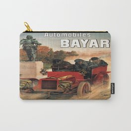 Vintage poster - Automobiles Bayard Carry-All Pouch
