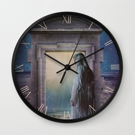 Only Time Wall Clock