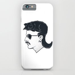 The Mullet iPhone Case
