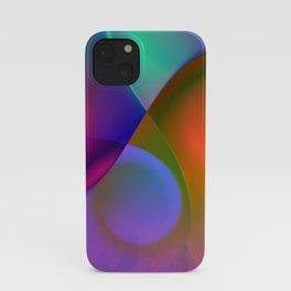 crossing colors -b- iPhone Case
