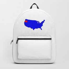 State of Oregon Location Backpack