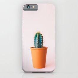 Cactus mamène iPhone Case