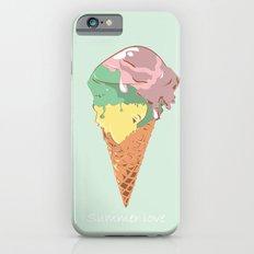 Summer kiss Slim Case iPhone 6s