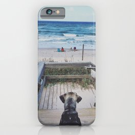 A Dogs Life iPhone Case