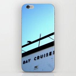 Bay Cruises & Ferries iPhone Skin