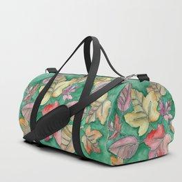 Fall Leaves Fall Duffle Bag