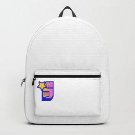 Mahou Shoujo World small logo Backpack