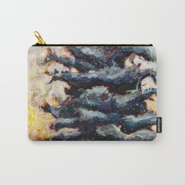 Route to Happiness Tree Carry-All Pouch