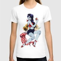 marceline T-shirts featuring Marceline Pin-Up by Natalie Nardozza