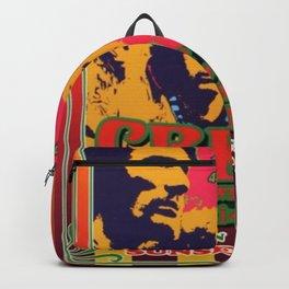 Vintage Rare 1967 Cream Whiskey A Go Go - Sunset Strip - Concert Gig Poster Backpack