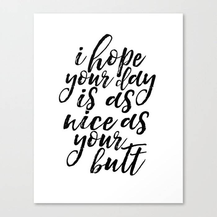 Funny Poster Gift For Her Printable Art Inspirational Quote Wall Art