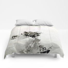 Sesshu Toyo Haboku-Sansui Landscape Comforters