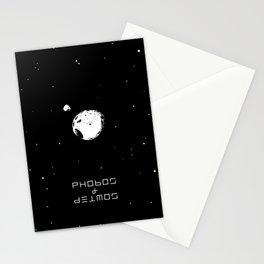 PHOBOS & DEIMOS Stationery Cards