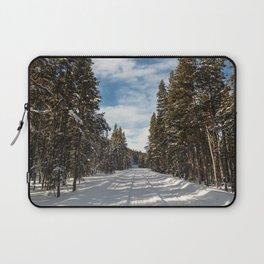 Yellowstone National Park - Grand Loop Road Laptop Sleeve