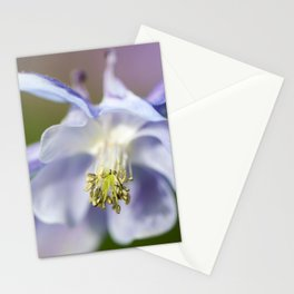 The beauty of a flower Stationery Cards