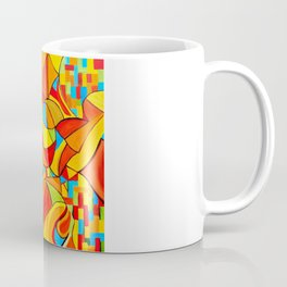 Orange Mayhem Coffee Mug