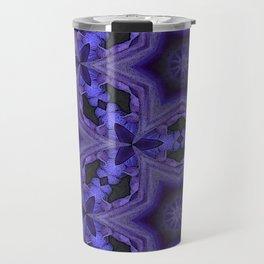 Purple Passion Pattern 13 Travel Mug