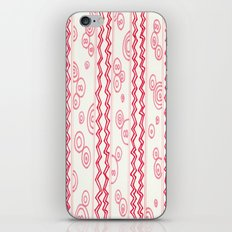 red candy iPhone & iPod Skin