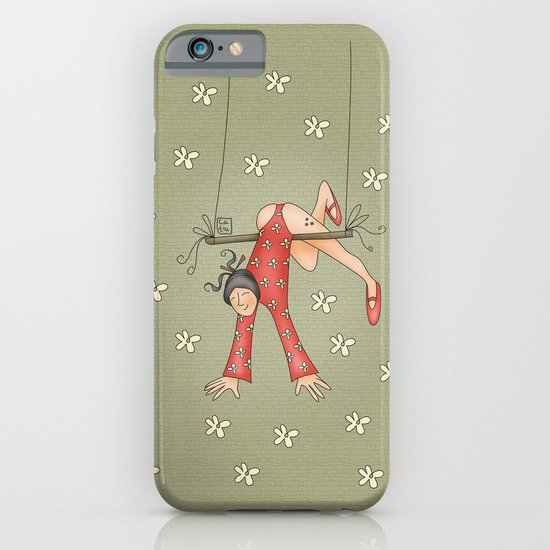 Trapezist iPhone & iPod Case