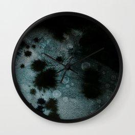 Artful Chemistry #2 Wall Clock