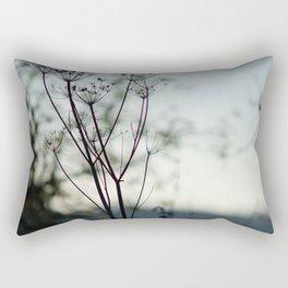 Seed Pods Rectangular Pillow