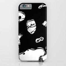 Tinta Negra iPhone 6s Slim Case