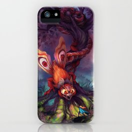 The Jabberwocky iPhone Case