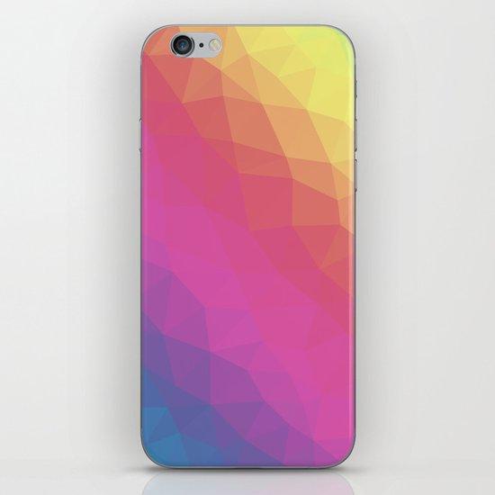 Spectrum Tris iPhone & iPod Skin
