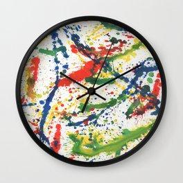 Eclats Wall Clock
