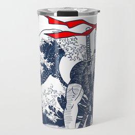 wave Pool Travel Mug