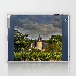 Château de Tracy, France Laptop & iPad Skin