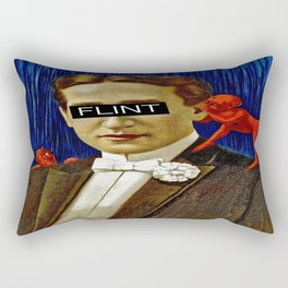 Evil Desires Rectangular Pillow