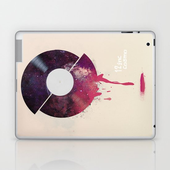 12inc cosmo Laptop & iPad Skin