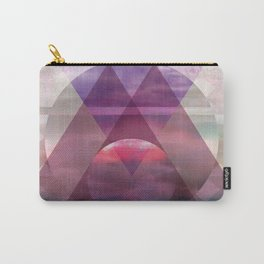 Cosmic Pyramides Carry-All Pouch